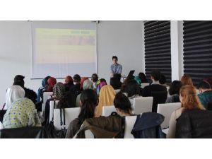 Erciyes Teknopark Girişimcilere İlham Kaynağı Olacak