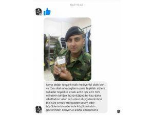 Polis Ve Asker'den Tavşanlı'ya Teşekkür