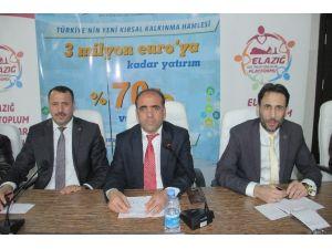 Elazığ'da STK Platformu Toplantısı Yapıldı