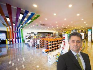 Yapı Marketlerde Tüketicinin Hayatını Kolaylaştıran Teknoloji