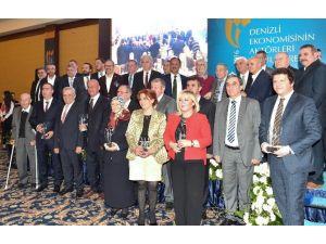 Denizli'de Son 3 Yılın En Yüksek Yatırımcısı Birincilik Ödülü Greeneco'a