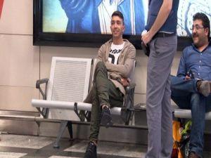 Fernando Muslera'ya Havalimanında Valiz Esareti