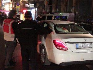 İstanbul'da 5 bin polisle huzur uygulaması