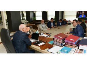 Muhtarlardan Başkan Bozbey'e Ziyaret
