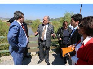 İzmir'i Uçuracak Efes Kanal Projesi Hız Kazandı