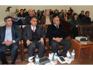 Elazığ'da Alabalık İşletmelerinin Çevresel Etkileri Anlatıldı