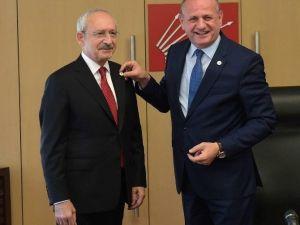 Belediye Başkanları Birliği Yönetim Kurulu Üyeleri Kılıçdaroğlu, İle Görüştü