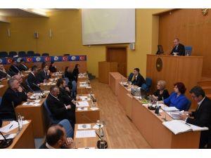 Meclis Gündemini İmar Planları Oluşturacak