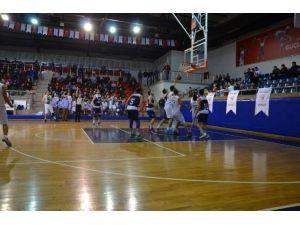 Basketbol Ligi Bitiyor