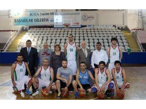 Abhazya Milli Basketbol Takımı Kocaeli'ne Geldi