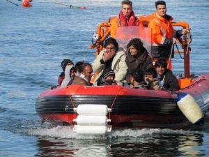 Sahil Güvenlik Yakalamaktan Bıktı, Sığınmacılar Bıkmadı