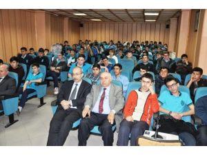 Ödemiş'te Öğrencilere Sigaranın Zararları Anlatıldı