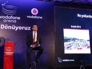 Fikret Orman: Vodafone Arena'da Şampiyonluğu Kutlayacağız