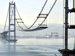 İzmit Körfezi Asma Köprüsü'nde İki Yaka Birleşiyor