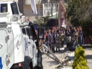 İstanbul'da Terörist Cenazesi Gerginliği