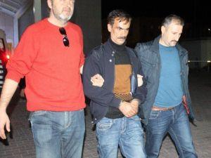 Konya'da Dini Nikahlı Eşini Öldüren Koca Aydın'da Teslim Oldu