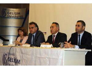 """Gelişim Üniversitesi Mütevelli Heyeti Başkanı Gayretli: """"Ortadoğu'daki Kavga Sanırım Kıyamete Kadar Devam Edecek"""""""