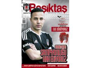 Beşiktaş Dergisi'nin Nisan sayısı çıktı