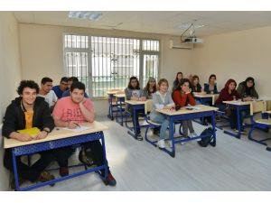 Konyaaltı Belediyesi Etüt Öğrencisi YGS'de İlk 10 Binde