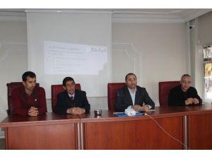 Belediye Personeline İş Sağlığı Ve Güvenliği Eğitimi