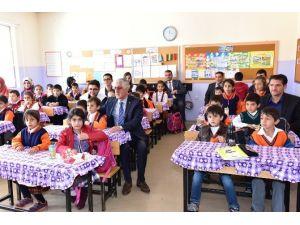 350 Öğrenciye Sağlık Taraması Yapıldı