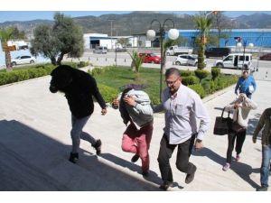 Milas'ta Akarkayıt Hırsızlığı İddiası: 3 Gözaltı