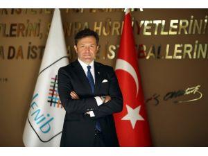 Denib Başkanı Kocasert İhracat Rakamlarını Değerlendirdi