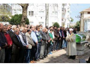 Bursaspor Kongre Üyesi Yenigün Son Yolculuğuna Uğurlandı