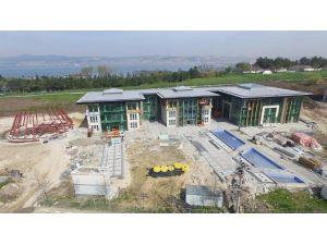 Başiskele Belediyesi Yeni Binası Tamamlanmak Üzere