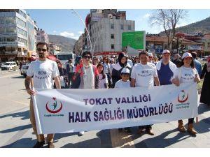 "Tokat'ta ""Beni Duman Etme, Cesur Ol Bırak"" Projesi"