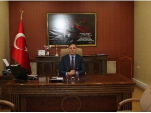 Ahmet Özdemir Yeni Görevine Başladı
