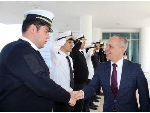 Türk Denizciliğini Konuştular