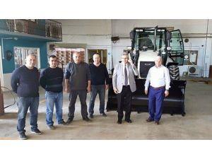 Bandırma Belediyesi'nin Araç Filosu Büyüyor