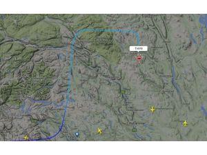THY uçağı hasta yolcu için acil iniş yapıyor