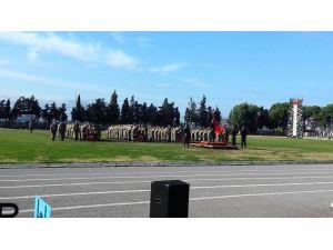 Jandarma Genel Komutanı Mendi İzmir'deki Jandarma Birliklerini Denetledi