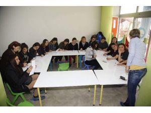 Odunpazarı Belediyesi'nden Kreş Personeline İş Sağlığı Eğitimi