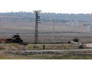 Gaziantep'te 5 IŞİD'li Terörist Yakalandı