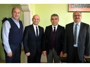 Bahçeşehir Okulları'dan Gazeteciler Cemiyeti'ni Ziyaret