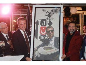 """Orman: """"Beşiktaş Türkiye'nin İmkanları En Geniş Kulüp"""""""