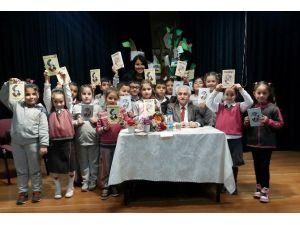 Kütüphane Haftasını Ahmet Yıldırım'la Kutladılar