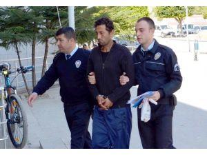 Market Hırsızı Tutuklandı