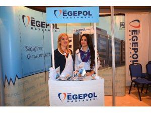 Egepol Hastanesi, Arap İşadamlarıyla Buluştu