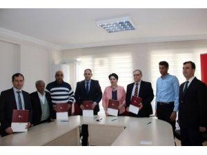 'Eğitim, Sosyal Yardımlar Ve İstihdam' Protokolü İmzalandı