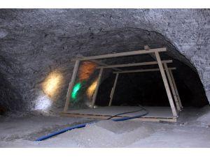 Tuz mağarasının turizme kazandırılması için çalışmalar devam ediyor
