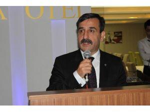 Türk Sağlık-sen Genel Başkanı Önder Kahveci, Kilis'te Sendika Üyeleri İle Bir Araya Geldi