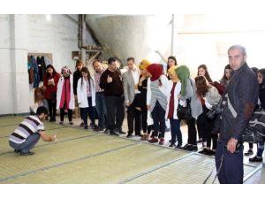 Üniversite Öğrencileri Sabun Üretimini Öğrendi