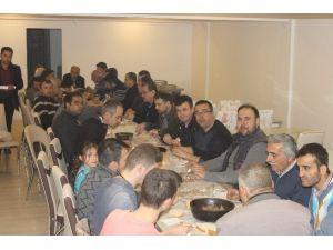 Birlik Ve Beraberlik Yemeğinde Buluştular