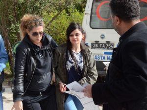 Eskişehir'de Terör Operasyonu: 2 Gözaltı