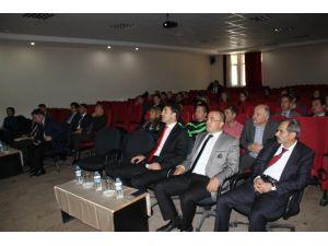 Eba Projesi Tanıtım Toplantısı Didim'de Yapıldı
