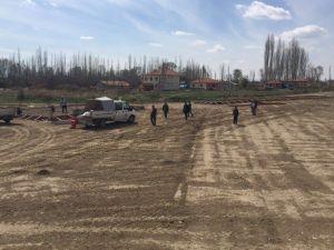 Ereğli'de Atlı Spor Kulübü Kuruluyor